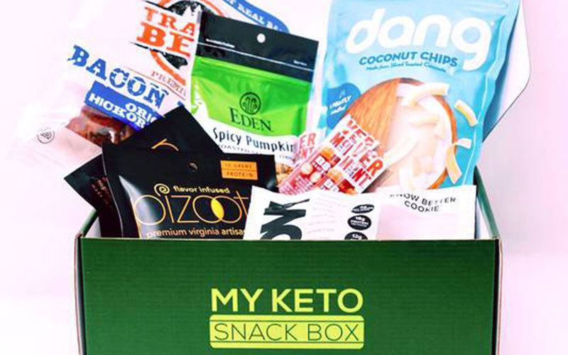 ketofull snack box susbcription