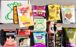 snack sack gluten free subscription box