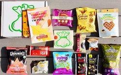 snack sack vegan box