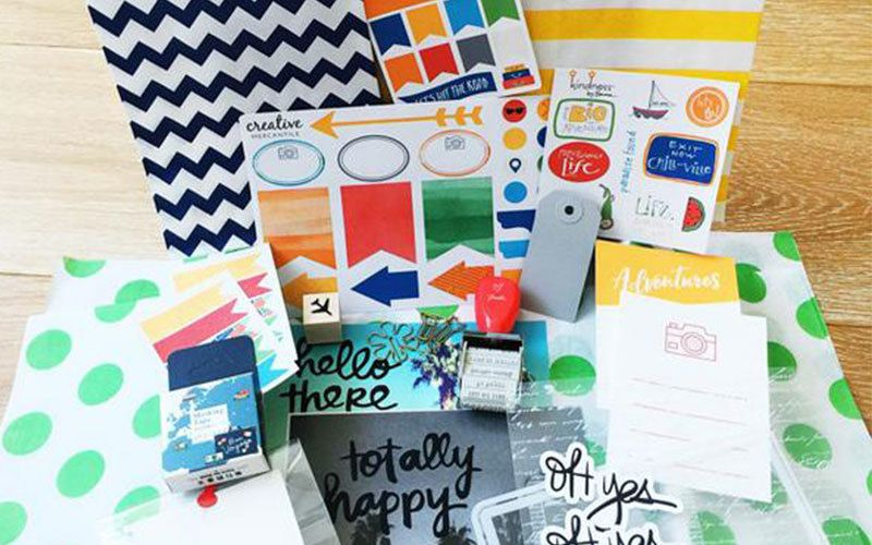 creative mercantile monthly craft box
