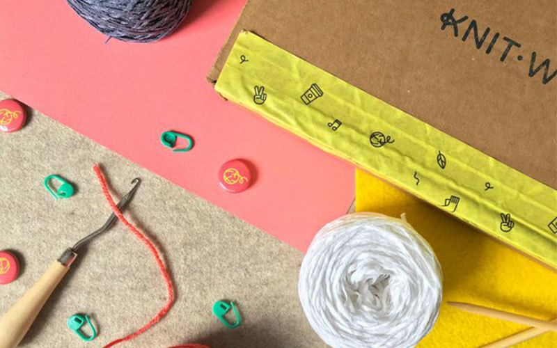 knit wise monthly craft kit