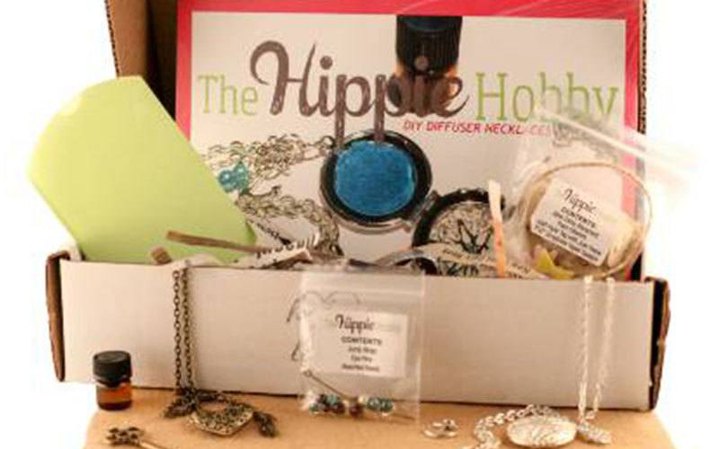 the hippie hobby craft subscription