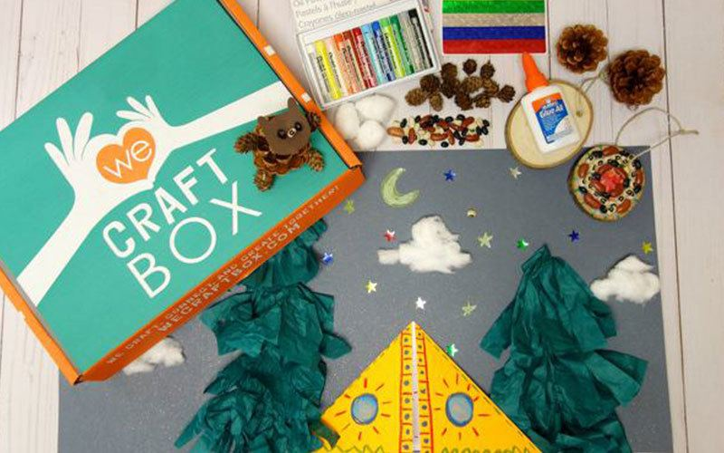 we craft box subscription