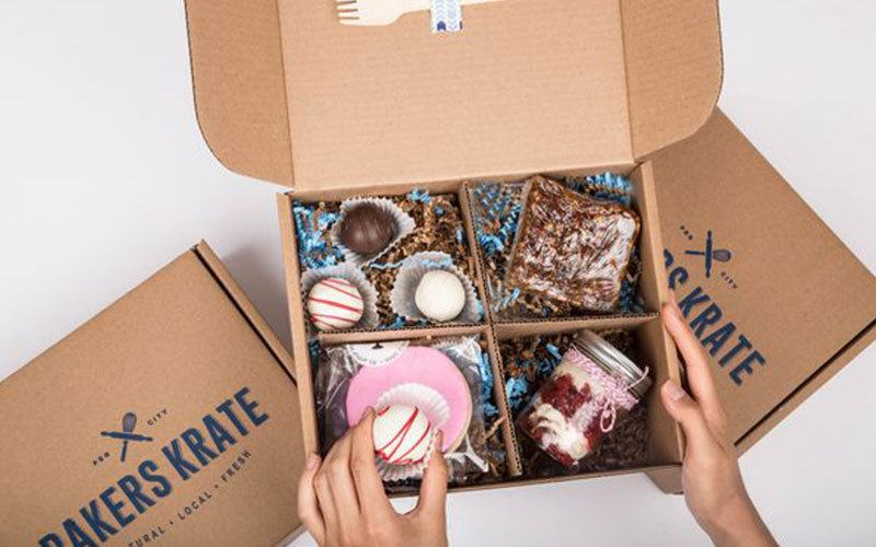 bakers krate monthly cookie box