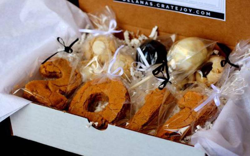 delanas baked goods cookie subscription