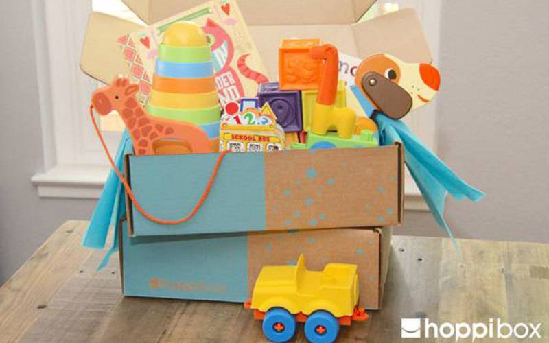 hoppi box baby subscription