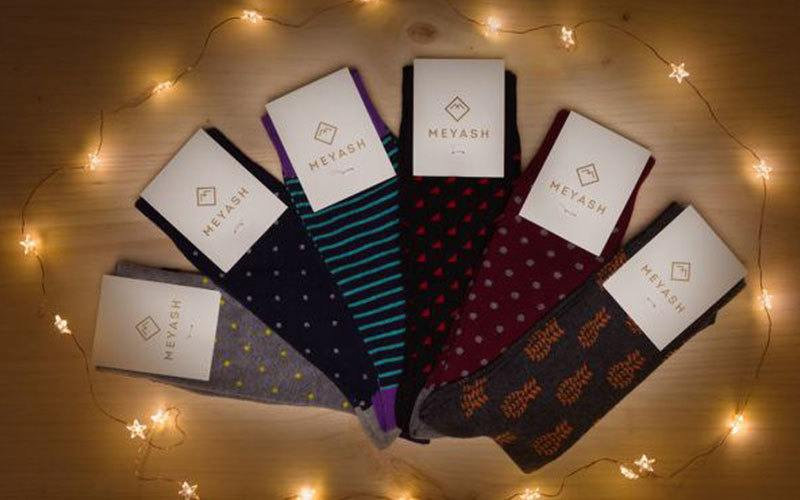 meyash monthly sock subscription