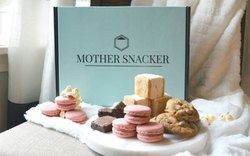 mother snacker cookie monthly subscription box