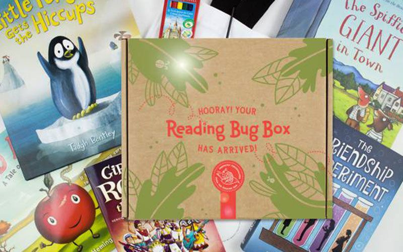 reading bug monthly baby box