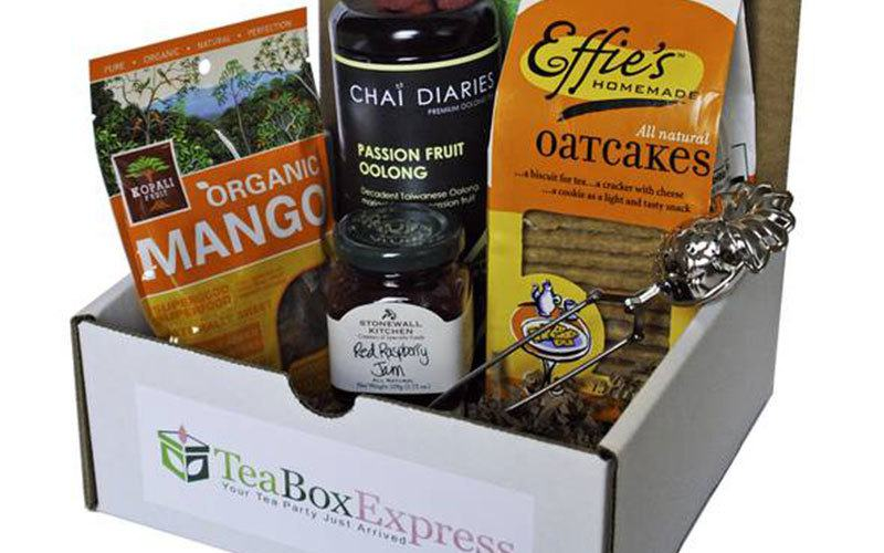 tea box express llc