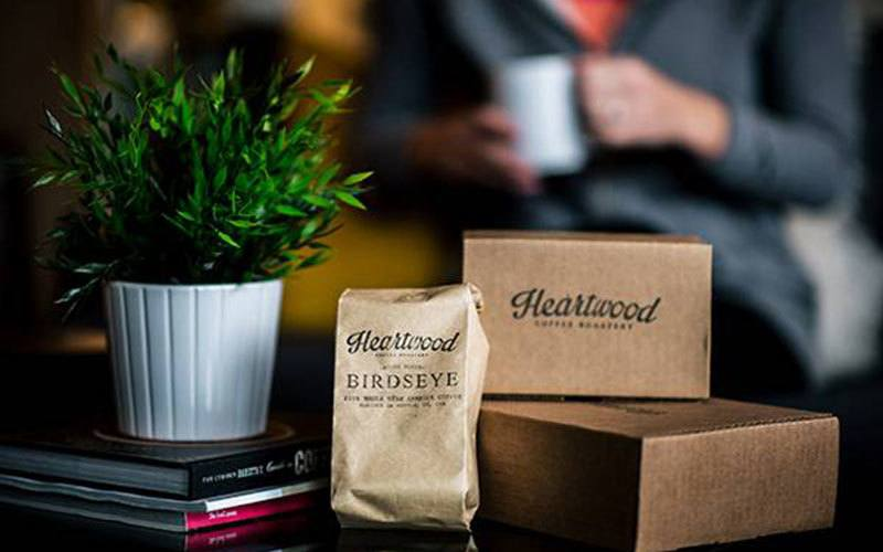 heartwood monthly coffee box