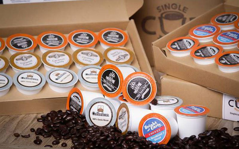 single cup club coffee subscription box